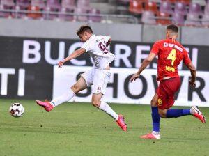 CFR Cluj a învins pe FCSB și joacă luni Finala Campionatului la Craiova